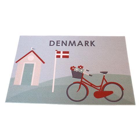 Billede af Dørmåtte - Denmark - 60 x 40 cm